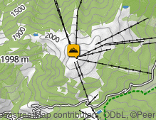 Map: Kronplatz / Plan de Corones