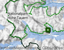 Map: St. Jakob in Defereggen