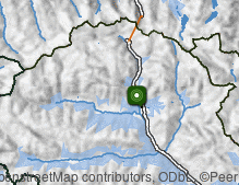 Map: Matrei in Osttirol