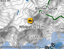 Map: Wildgall / Collaspro