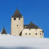 St Martin in Thurn ciastel de tor inverno winter