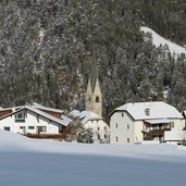 winter St Martin in Thurn