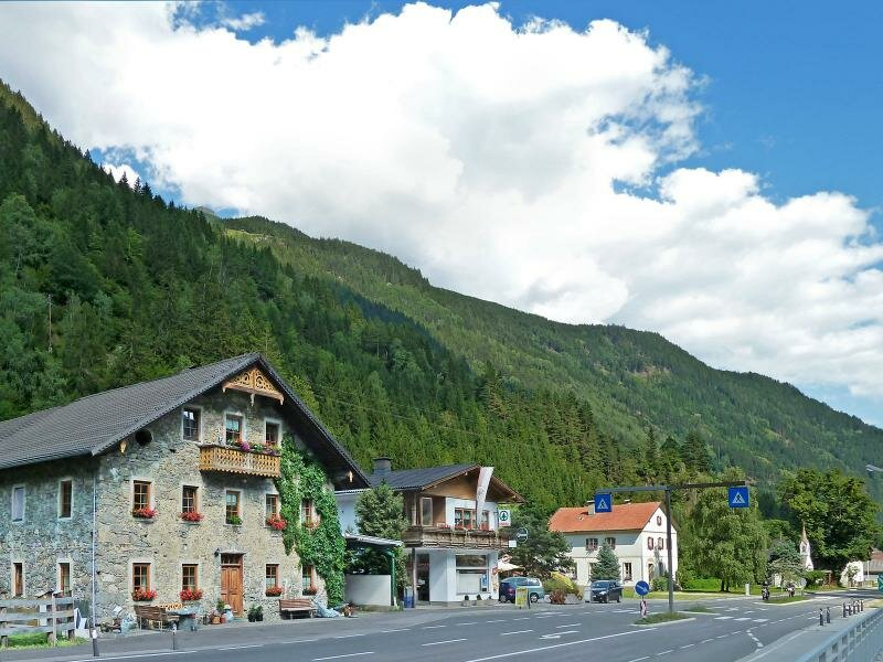 Urlaub in St. Johann im Walde - Ferienregion Nationalpark