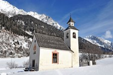 Antholz Obertal Winter