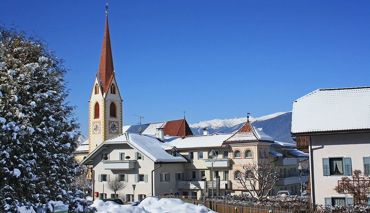 bruneck reischach winter brunico riscone inverno