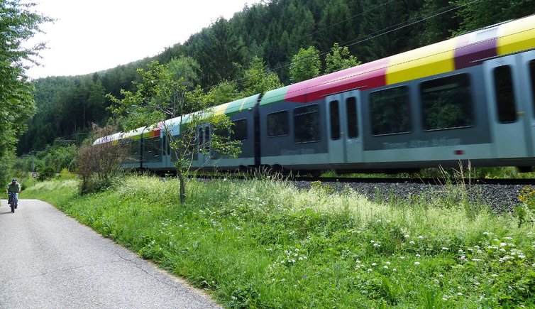 Pendelfahrten mit dem 4042 01 (Lienz - Sillian) - 2017-05-21